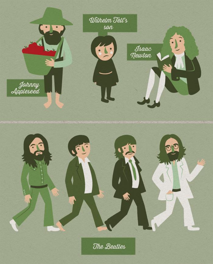 AnApple_illustrations